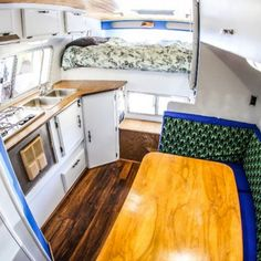 The camper only cost $500, but it needed some work before hitting the road. Four months, 360 hours, and $4,000 later, here are the DIY upgrades this camper owner made.