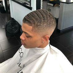 Black Men Haircuts, Black Men Hairstyles, Cool Hairstyles For Men, Twist Hairstyles, Style Hairstyle, Hair Twist Styles, Hair And Beard Styles, Medium Hair Styles, Waves Haircut