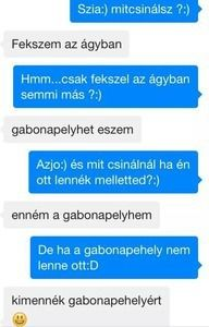 messenger beszélgetések - Google keresés Funny Conversations, Funny Messages, Jokes Quotes, Funny Pins, Crush Quotes, Laughing So Hard, Just For Laughs, Funny Moments, Funny Cute