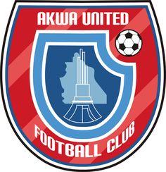 1996, Akwa United F.C., Uyo Nigeria #AkwaUnitedFC #Uyo (L7342)