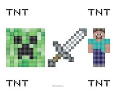 FREE GEEKY CROSS STITCH PATTERNS [PRINTABLES]