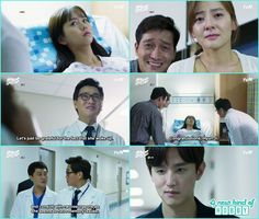 hyun ji after coma with mother and father - Let's Fight Ghost - Episode 12…
