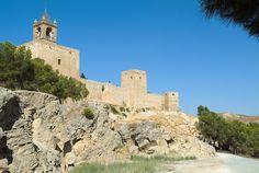 © 2007 Pedro M. Mielgo. Antequera (Málaga). Castillo (s. XIII). A la izquierda, torre del Papabellotas.