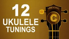 Standard ukulele tuning and 10 Coolest Alternate Ukulele Tunings in one place. This is the most complete guide on Ukulele Tuning types. Ukulele Tuning, Country Singers, Music, Musica, Musik, Muziek, Music Activities, Songs
