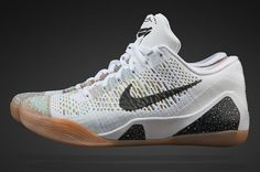 Nike Introduces the Kobe 9 Elite Low HTM White