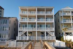 Seaside Days Is An Oceanfront Luxury Pet Friendly Beach House Al In The Cherry Grove Section Of North Myrtle Sc Elliott Als Has Been