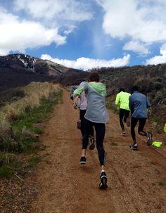 The Oregon Project training