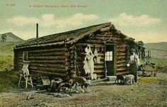 Chinook,Montana 1909