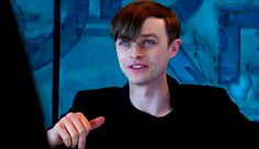 The amazing spiderman 2 - Those eyes though #dane #dehaan