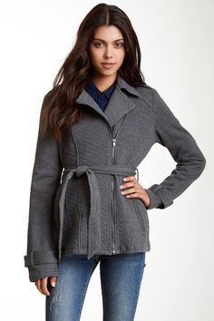 Sebby Quilted Fleece Jacket by Assorted on @HauteLook