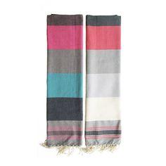 Rothko Beach Hammam Towel Set from notonthehighstreet.com