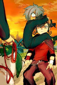 Inazuma Eleven GO Mobile Wallpaper - Zerochan Anime Image Board Anime Neko, Anime Guys, Victor Blade, Anime Stories, Go Wallpaper, Inazuma Eleven Go, Boy Art, Sketches, Drawings