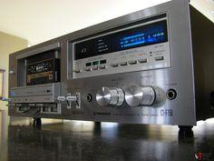 Pioneer ct F750 Cassette Deck