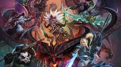 Heroes of the Storm Game High Definition Mr__jack 1920x1080