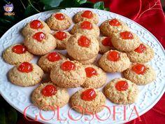 Biscotti+di+pasta+di+mandorle,+ricetta+tradizionale