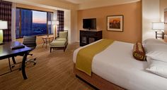 Hurry and book your rooms at the Hyatt Regency Phoenix!