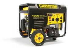 Champion Power Equipment 46539 3500 Watt RV Ready Portable Generator with Wireless Remote Start! Description The Champion Power Equipment 46539 3500 Watt RV Rea Best Portable Generator, Gas Powered Generator, Portable Inverter Generator, Power Generator, Emergency Generator, Mobile Generator, Rv Outlet, Grid Tool, Rv Air Conditioner