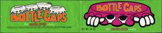 Bottle Caps [pre-Willy Wonka] candy wrapper/package - 1970's by JasonLiebig, via Flickr