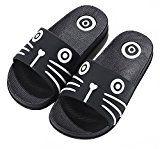 iDuoDuo Boys Girls Cool Cartoon Summer Slippers Anti-Slip Slide Sandals (Toddler/Little Kid/Big Kid)