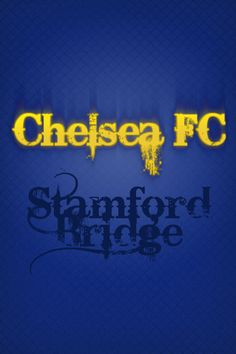 Chelsea FC!