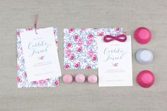 Las invitaciones de Project Party Studio en nuestro blog.