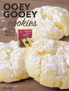 Granny goo cake recipe