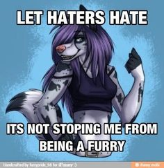 Share if You Agree Ignore if You Hate Furries
