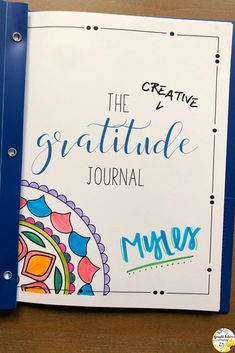 Creative gratitude journal for kids. Get students reflecting on gratitude with this year-round creative gratitude journal. Students will identify things they are grateful for, how they can show gratitude in all areas of their life, and plan how they can track their gratitude! Includes habit trackers, mindful mandalas, and a gratitude challenge. #brightfuturescounseling #elementaryschoolcounseling #elementaryschoolcounselor #schoolcounseling #schoolcounselor #gratitude… Elementary School Counselor, School Counseling, Elementary Schools, Social Emotional Learning, Social Skills, Habit Trackers, Bullying Prevention, Differentiated Instruction, Character Education