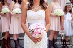 Highlights :: Lauren   Chase's Wedding at Randolph-Macon College Fountain Plaza and the Hanover Arts
