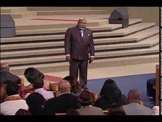 Defying The Urge To Quit - Part 2 Join us every day via our internet church campus at http://tphechurch.org  Stream us live http://www.tdjakes.org/watchnow