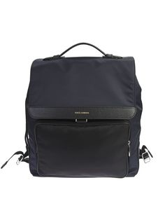 DOLCE & GABBANA . #dolcegabbana #bags #leather #nylon #backpacks #