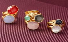 REBECCA'S NOTES This new posh hand candy pick me up at Last night I Dreamt is the queen of adjustable rings, featuring semi-precious stones with Quartz Stone, Rose Quartz, Gemstone Jewelry, Silver Jewelry, Jewelry Branding, Fashion Jewelry, Gemstones, Rings, Rainbow Moonstone