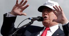 Donald Trump nega acusações de abuso sexual e acusa imprensa