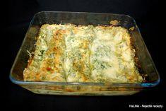 Nejedlé recepty: Lasagne se špenátem a kuřecím masem Ethnic Recipes, Food, Lasagna, Essen, Meals, Yemek, Eten