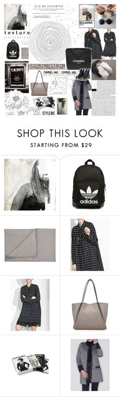 """""""☽ we know very well who we are, so we hold it down when summer starts / STYLEWE ☾"""" by end-of-the-day on Polyvore featuring Monde Mosaic, adidas Originals, M&Co, Chanel, stylewe, botcswarm, botcs5, goalsaf and melsunicorns"""