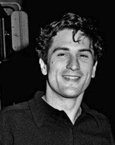 Robert De Niro in the 70s... wow
