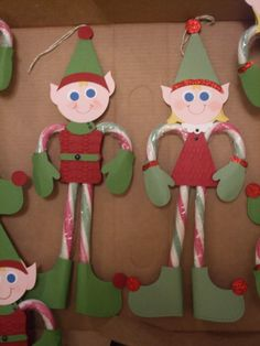 A fun craft to keep the kids busy during Christmas break