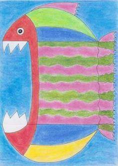 Dravá ryba