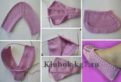 Crochet Shoes, Baby Sewing, Crochet Bikini, Bikinis, Swimwear, Knitting Patterns, Slippers, Model, Google Translate