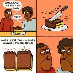 Piece Of Cake Can Change It All