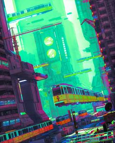 Mike Winkelmann also known as Beeple is digital artist, graphic designer, and videographer from Appleton, Wisconsin. Composition Art, Maxon Cinema 4d, Science Fiction Art, Digital Illustration, Fantasy Illustration, Illustrations Posters, Animal Illustrations, New Pictures, Framed Art Prints