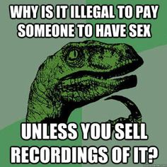 why is it illegal ?