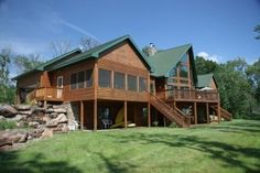 House vacation rental in Isle from VRBO.com! #vacation #rental #travel #vrbo