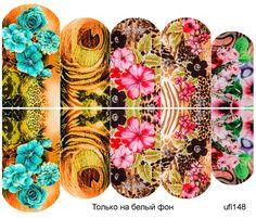 Слайдер-дизайн премиум, Цветы ufl148 - 1
