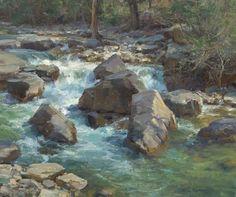 Shell Creek - Clyde Aspevig