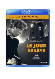 Le Jour Se Leve - Blu-Ray (Studiocanal Region B) Release Date: October 20, 2014 (Amazon U.K.)