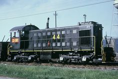 L&NRR SW-1 switch engine