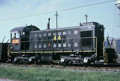 L&NRR SW-1 switch engine