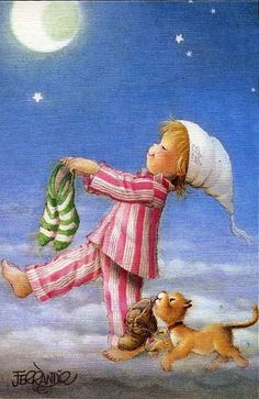 Go to sleep! Good Night Moon, Good Night Image, Dormir Gif, Magical Paintings, Mickey Mouse Pictures, Night Pictures, Heaven Pictures, Beautiful Gif, Small Art