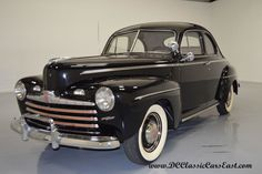1946 Ford Coupe Super Deluxe